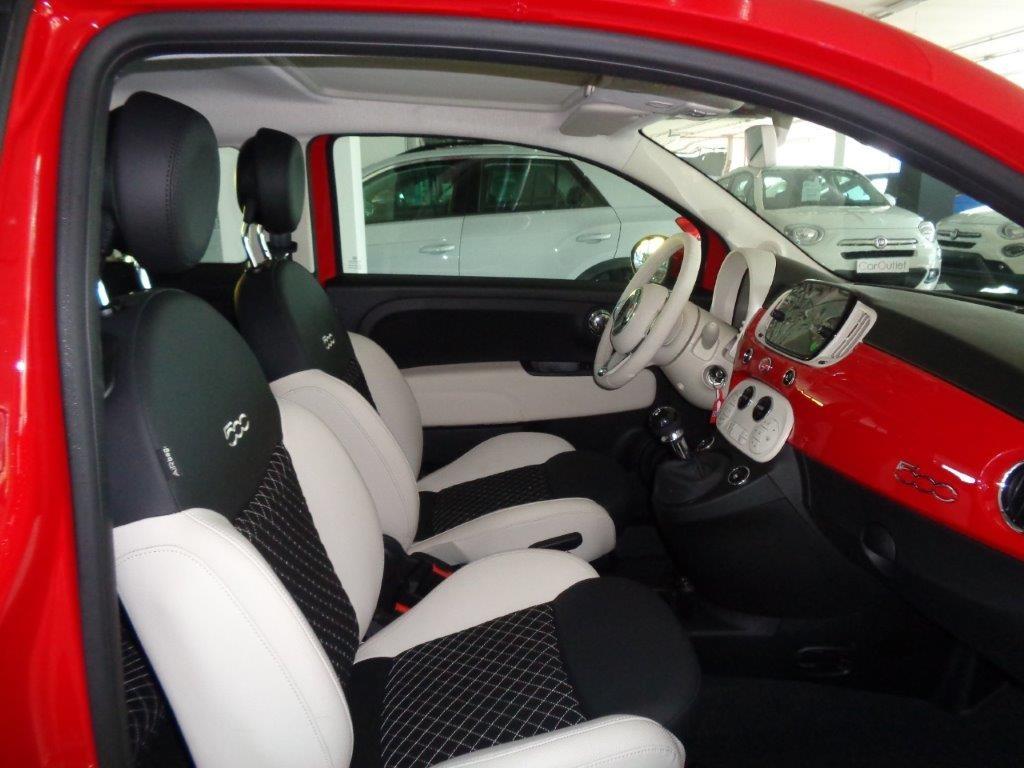FIAT 500 1.0 Hybrid Dolcevita BSG Ibrida usata - 10