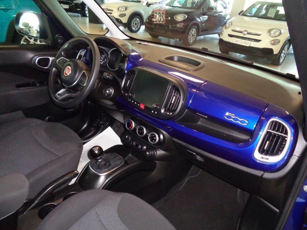 FIAT 500L 1.4 95 CV Mirror Benzina usata - 7