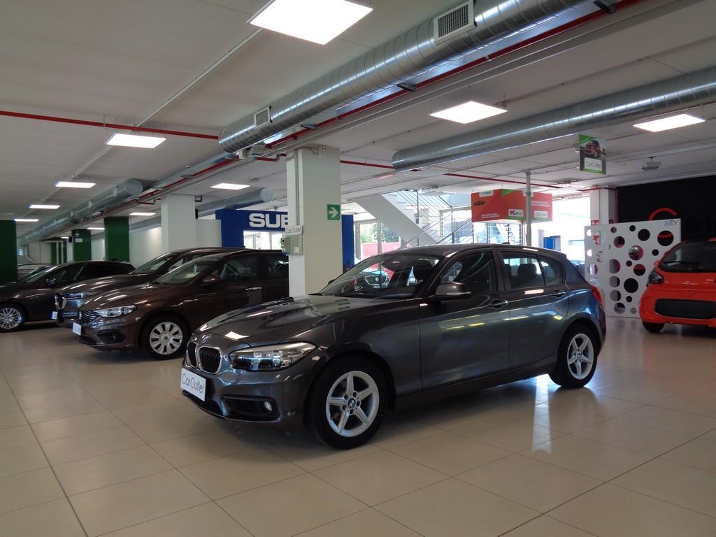 BMW 118d 5p. Advantage Automatica Diesel usata