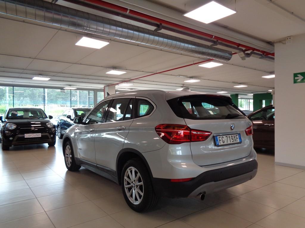 BMW X1 sDrive18d Advantage Automatico Diesel usata - 3