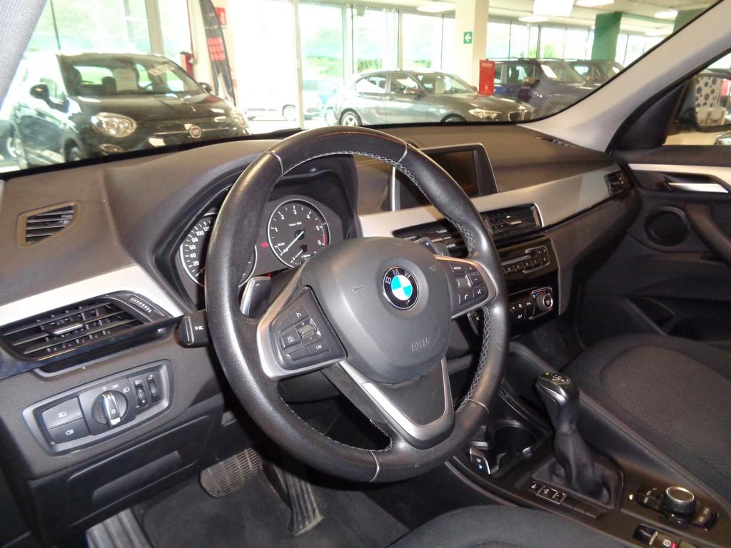 BMW X1 sDrive18d Advantage Automatico Diesel usata - 4