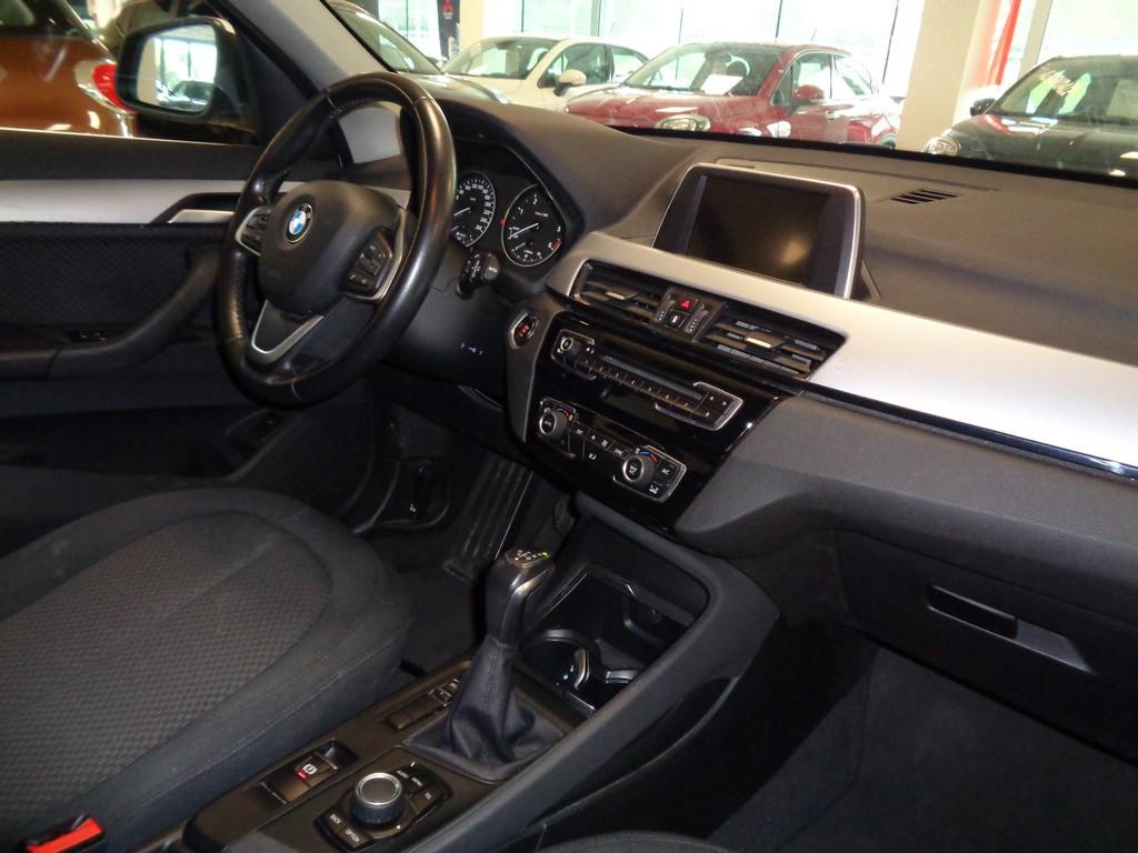 BMW X1 sDrive18d Advantage Automatico Diesel usata - 6