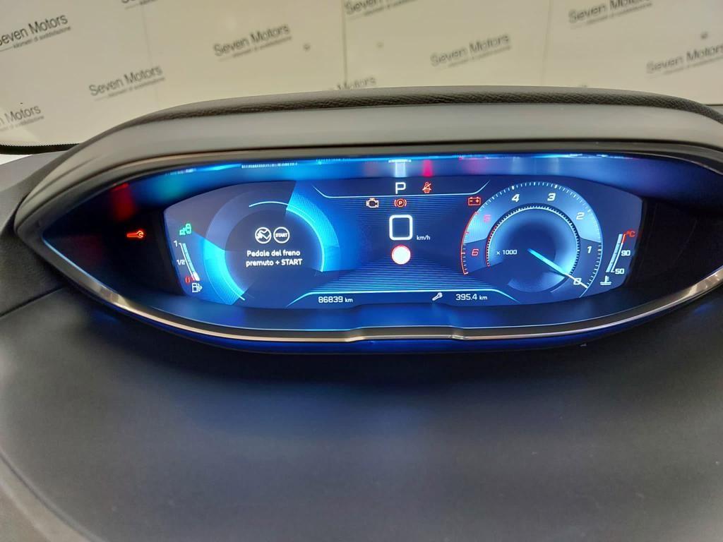 PEUGEOT 3008 BlueHDi 120 S&S EAT6 Allure Diesel usata - 30